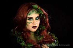 Poison Ivy Halloween Photo shoot